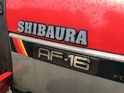 Трактор колесный Shibaura AF-16 2014 года во Владивостоке