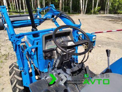 Трактор колесный Iseki TA270 2006 года в Новосибирске