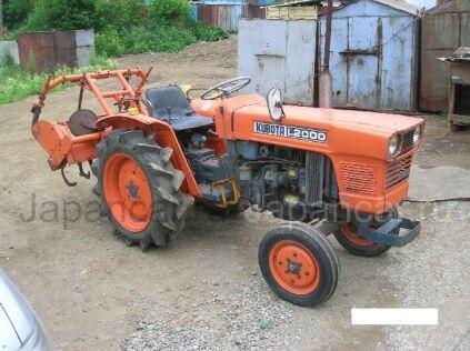 Трактор колесный Kubota L2000 в Керчи