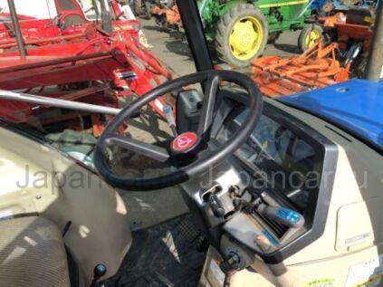 Трактор колесный Iseki TJ85 2014 года во Владивостоке