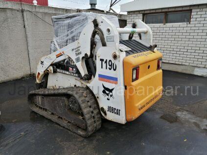 Автопогрузчик BOBCAT T190 2008 года в Москве