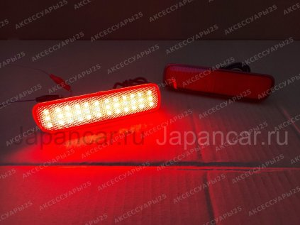 Стоп-сигнал на Toyota Land Cruiser 100 во Владивостоке