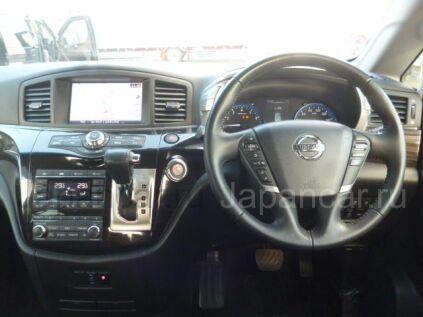 Nissan Elgrand 2014 года во Владивостоке