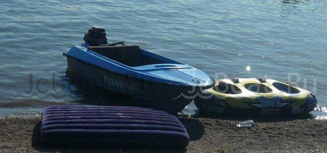 лодка пластиковая YAMAHA ладога 2009 года