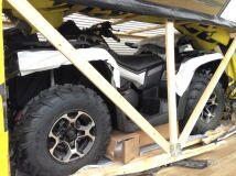 квадроцикл BRP CAN-AM OUTLANDER 1000 купить по цене 740000 р. во Владивостоке