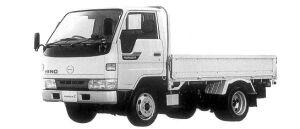 Hino Ranger 2 STANDARD CABIN 1998 г.