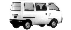 Suzuki Every GA 1998 г.