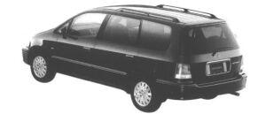 Honda Odyssey L 1998 г.