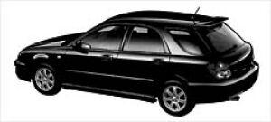 Subaru Impreza SPORTS WAGON 20S 2003 г.