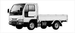 Nissan Atlas 10 3200 DIESEL, FULL SUPER LOW LONG BODY 2003 г.