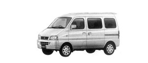Suzuki Every PLUS 2000 г.