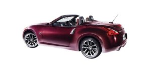 Nissan Fairlady Z ROADSTER Version ST (7AT) 2009 г.