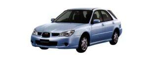 Subaru Impreza Sports Wagon  1,5i 2006 г.