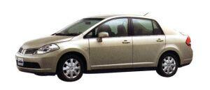 Nissan Tiida Latio 15M 2007 г.