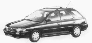 Subaru Impreza SPORT WAGON 1.6L CX 1993 г.