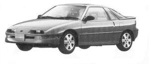 Isuzu Pa NERO 160X 1992 г.