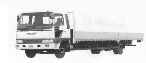 Hino Ranger CRUISING FD WIDE CAB LONG BODY 3.5T 1990 г.