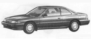 Honda Legend 2DOOR HARD TOP 1990 г.