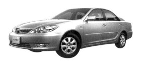 """Toyota Camry 2.4G """"LIMITED Edition NAVI Package"""" 2004 г."""