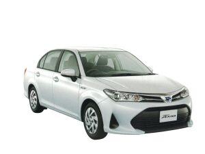 Toyota Corolla Axio Hybrid EX 2020 г.