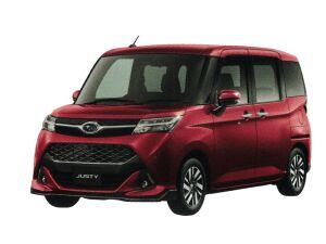 Subaru Justy Custom R 2020 г.