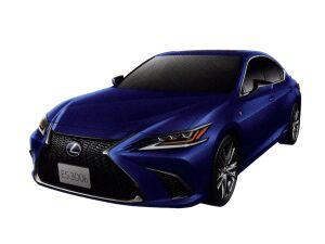 Lexus ES300h F SPORT 2020 г.