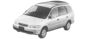 Honda Odyssey M 1997 г.