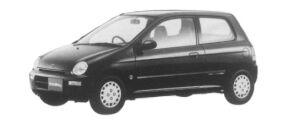 Honda Today 3DOOR QS 1997 г.