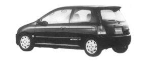 Honda Today 3DOOR RS 1997 г.