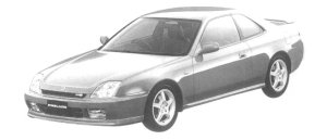Honda Prelude TYPE S 1997 г.