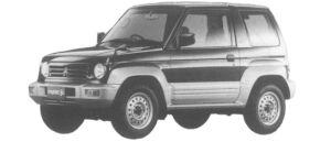 Mitsubishi Pajero Junior ZR-I 1997 г.