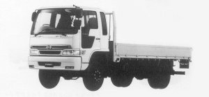 Hino Ranger SPACE FT 4WD 1999 г.