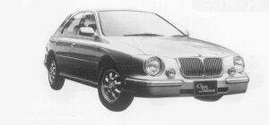 Subaru Impreza CASA BLANCA 1999 г.