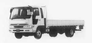 Hino Ranger SPACE FX LOW-FLOOR FULL-TIME 4WD 4T 1999 г.