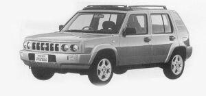 Nissan Rasheen FORZA (2.0) 1999 г.