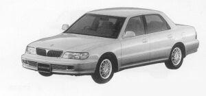 Mitsubishi Debonair EXCEED CONTEGA 3.0 1999 г.