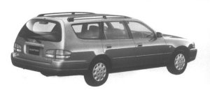 Toyota Scepter Station Wagon 2.2 1995 г.