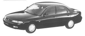 Mazda Cronos 20VX 1995 г.