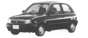 Nissan March 3 door 1000 i-z 1995 г.