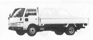 Nissan Atlas 3.0T LONG DECK, WIDE CABIN, DOUBLE TIRE 1991 г.