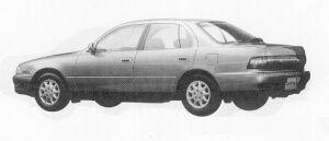 Toyota Camry SEDAN 2000DIESIL TURBO ZE 1991 г.