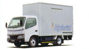 Toyota Dyna HYBRID 2WD, Standard Car, Hing Floor, 2.0ton 2005 г.