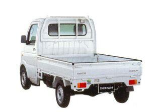 Mazda Scrum Truck KC NOHAN 2005 г.