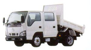 Mazda Titan DUMP 2 ton 4.8 liter Full Wide &Low, 2WD Double Cab, Delux 2005 г.