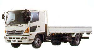 Hino Ranger FE Standard Cab 8 ton 2005 г.