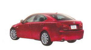 Lexus IS200 IS250 2005 г.