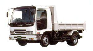 Isuzu Forward Short-Cab Smoother-F Reinforced Dump Truck, 140kW (190PS) 2005 г.