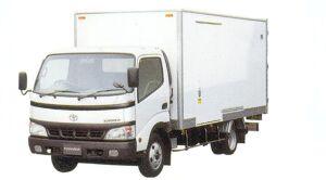 Toyota Toyoace Aluminum Van S 2005 г.