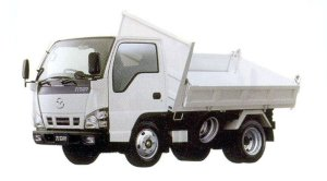 Mazda Titan DUMP 2 ton 4.8 liter High Floor, 2WD 3 Way Dymp, Delux 2005 г.