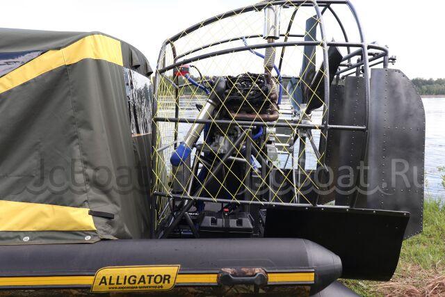 аэролодка ALLIGATOR RAPTOR 650 DIESEL 2020 года